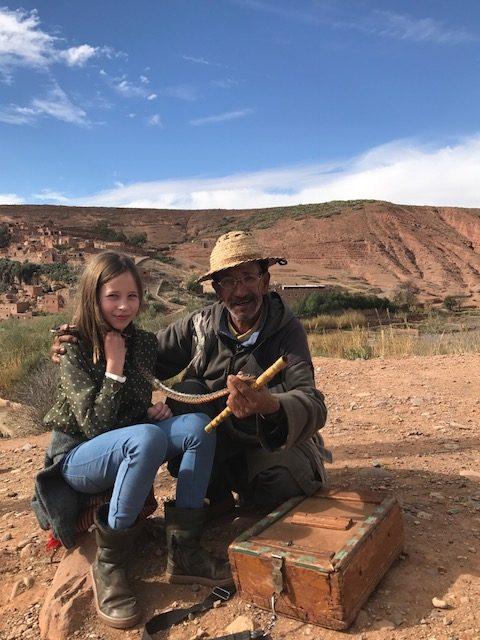 charmeur serpent Maroc
