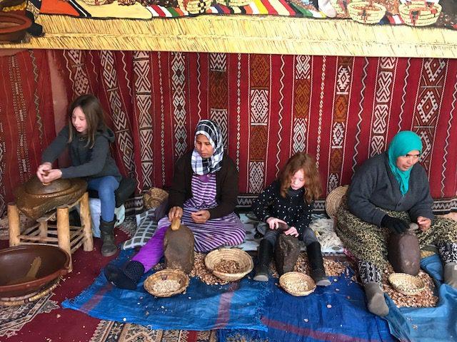 cuisine Maroc