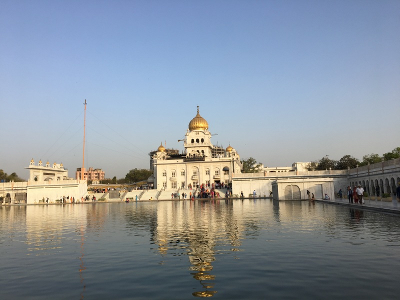Mosquée Sikh DEHLI