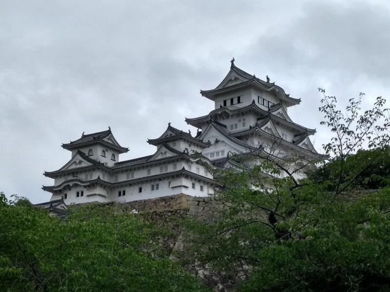 Himeiji_chateau du héron blanc
