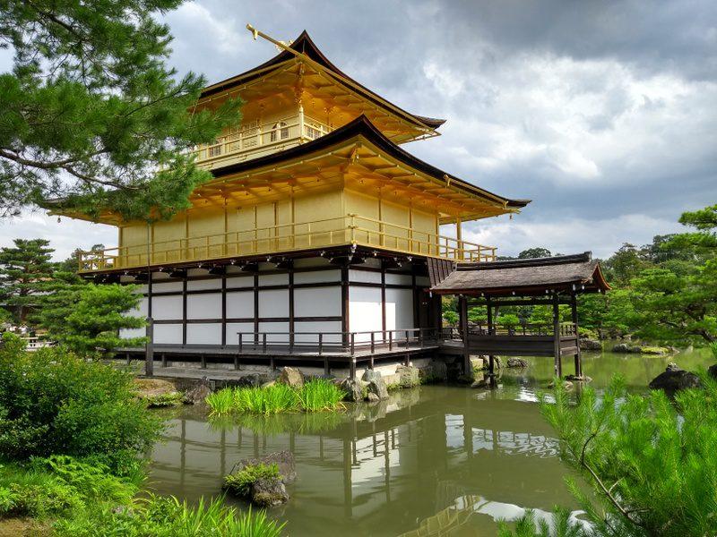 Kyoto_pavillon d'or